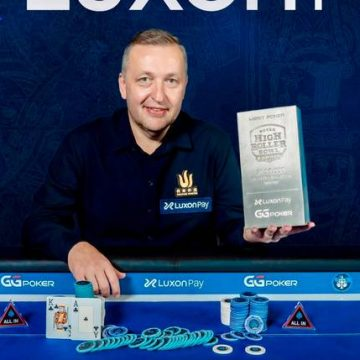 Tony G has won two Super High Roller Bowl Europe